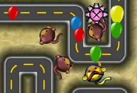 Bloons Tower Protection 4 Video game Evaluation